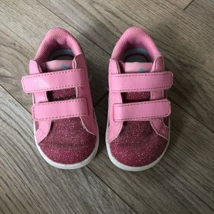 Pink Puma Sparkle Toddler Shoe